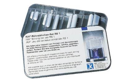 Conjunto de barras magnéticas IKA RS 1 - 10 peças