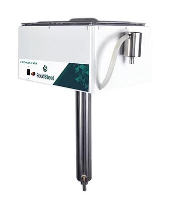 Destilador de Água tipo Pilsen 7Lab 10 Litros/hora - 220v