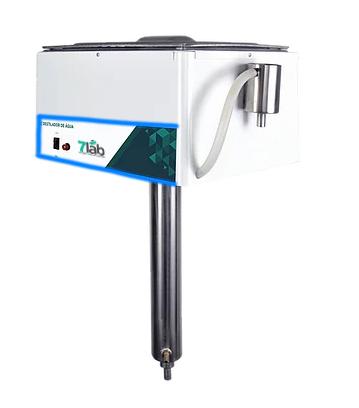 Destilador de Água tipo Pilsen 7Lab 20 Litros/hora - 220v