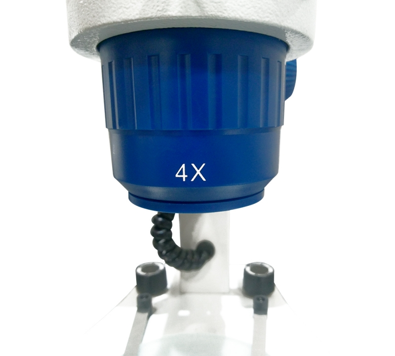 Estereomicroscópio Lupa Binocular Biofocus XT-3L em LED até 80x aumento