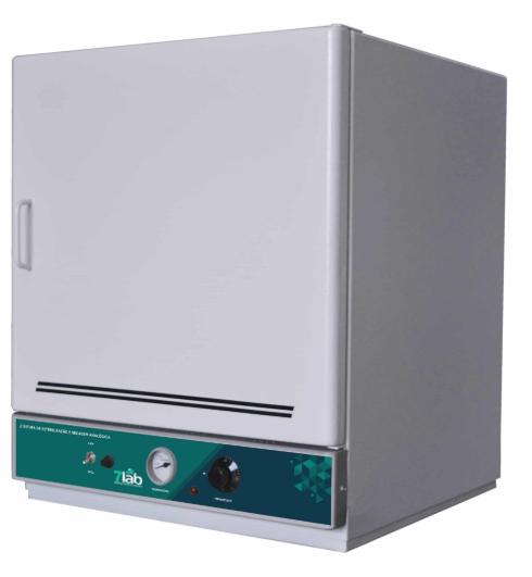 Estufa de secagem e esterilização 7Lab Analógica - 50 a 250ºC - 11 L (Bivolt)