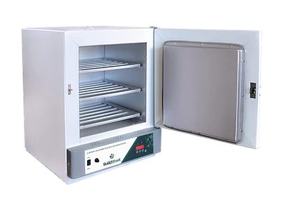 Estufa de secagem e esterilização Digital de Alta Precisão 7Lab - 40 L – 250°C (Bivolt) com timer