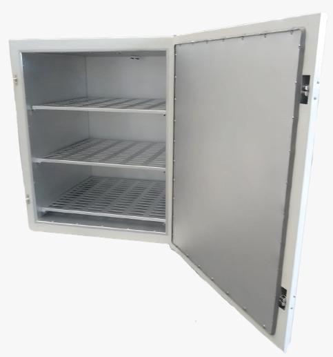 Estufa de Secagem e Esterilização Bio Easy Digital 7Lab - 110 L - 200ºC