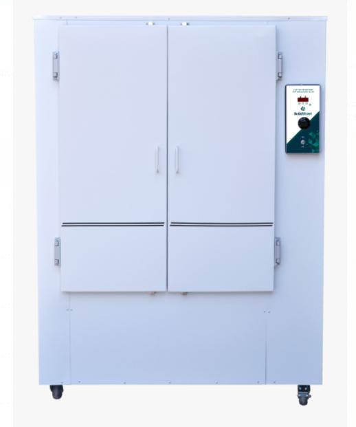 Estufa de secagem e esterilização Digital de Alta Precisão 7Lab - 480 L – 250°C (220v) com timer