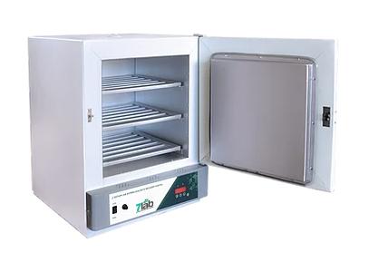 Estufa de secagem e esterilização Digital de Alta Precisão 7Lab - 64 L  250°C (Bivolt) com timer