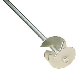 Hélice para agitador IKA R 1335 tipo batedor