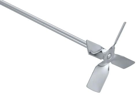 Hélice para agitador IKA R 1345 com 4 pás
