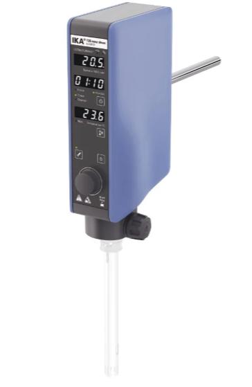 Turrax T25 Easy Clean Control - KIT Completo com suporte e elemento dispersor