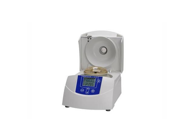 Microcentrífuga Sigma 1-14 para 24 tubos eppendorf de 1,5/2 ml - 16.163 rcf (Alemã)