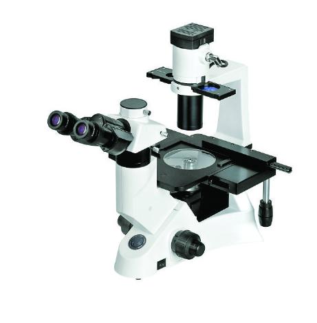 Microscópio Invertido Bel INV100-PH - Trinocular - Iluminador em LED