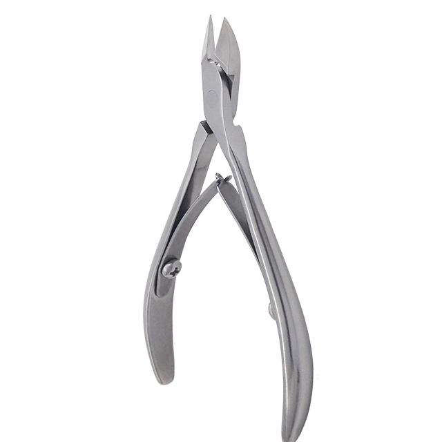 Alicate de Cutícula Staleks - NC-10-8 - Série Classic 10