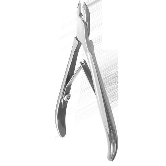 Alicate de Cutícula Staleks Pro - NS-10-3 - Série Smart  10