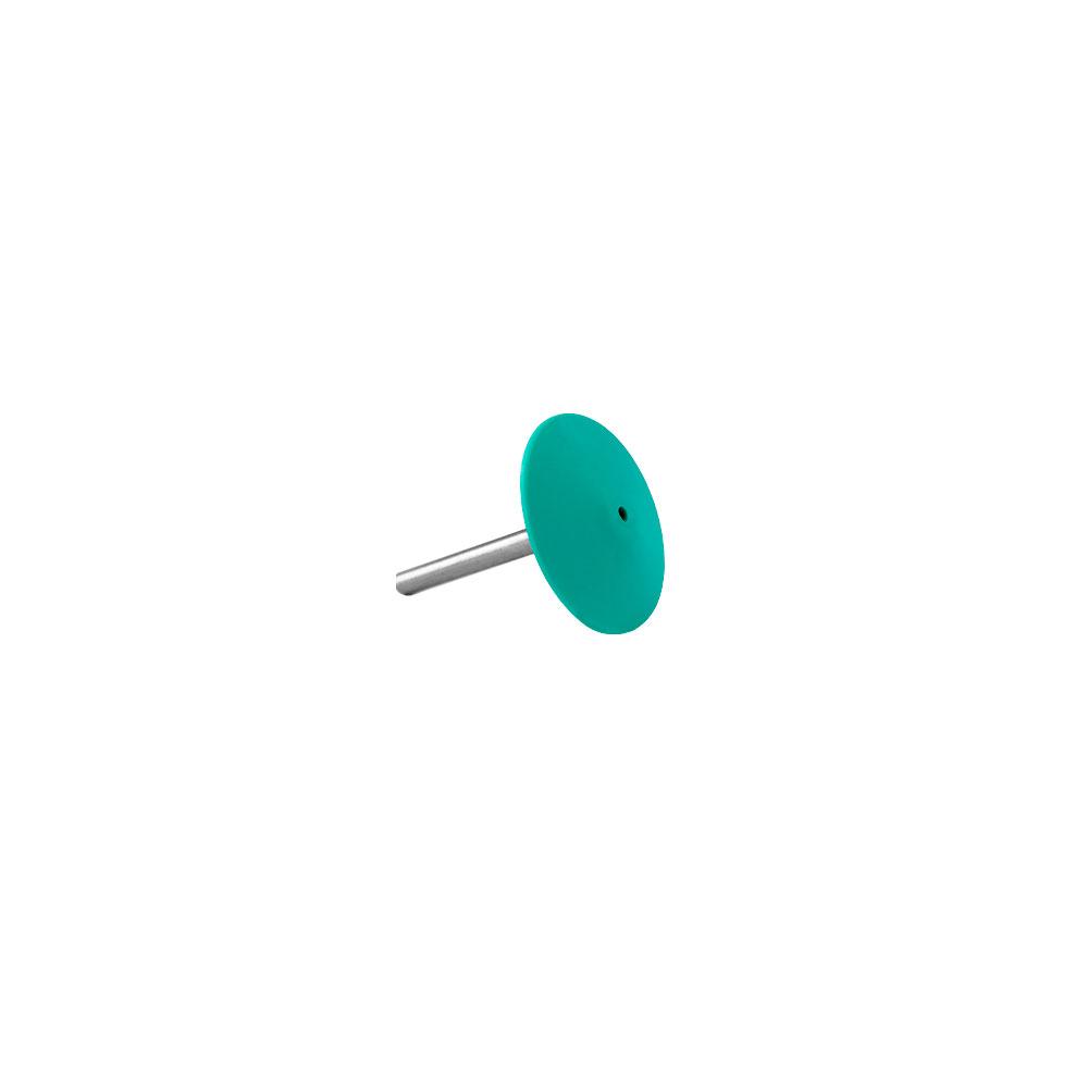 Disco de Pedicure em Polímero Guarda-Chuva Staleks Pro com 5 refis -15 MM- SPDSET-15