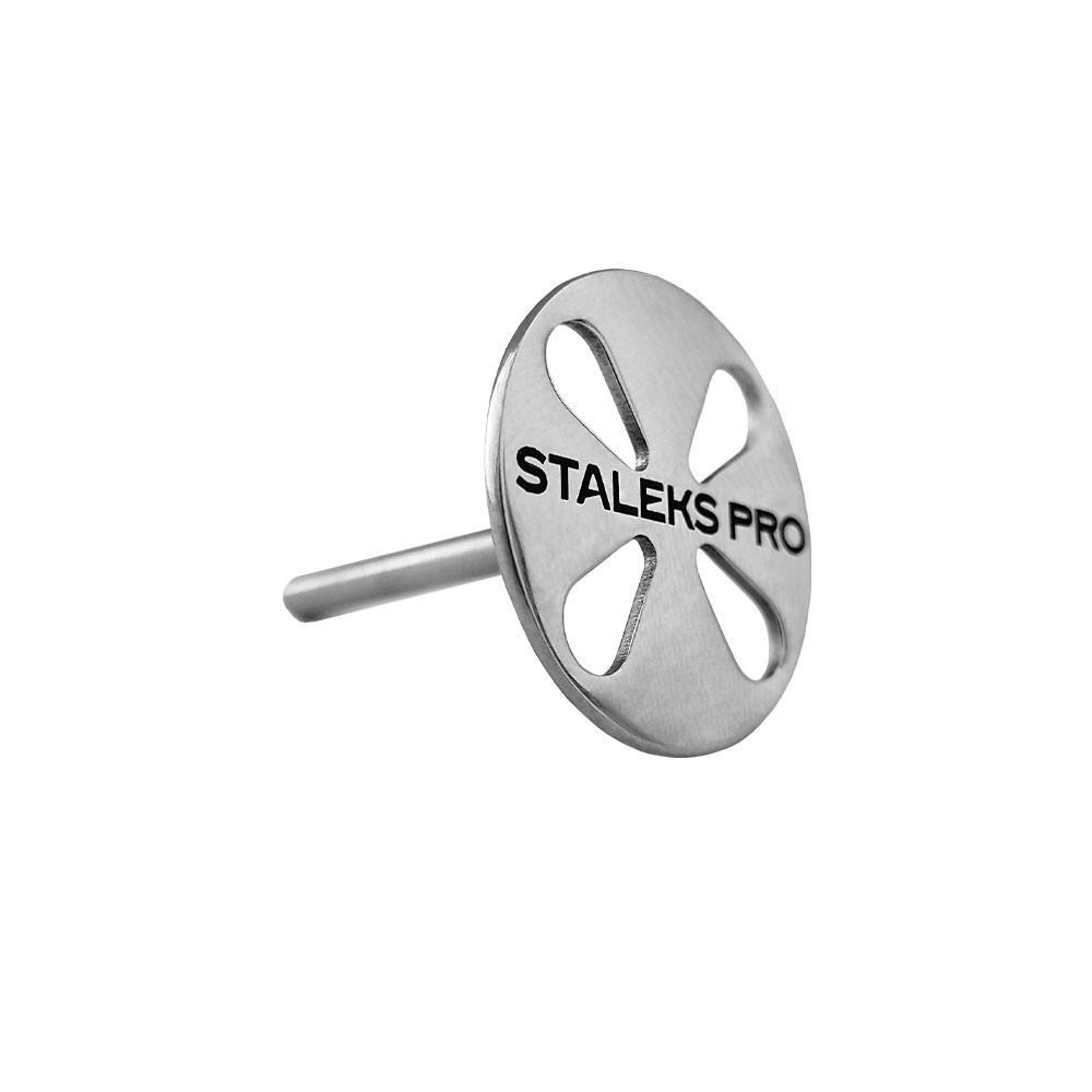 Disco de Pedicure Staleks Pro com 5 refis -20 MM- PDSET-20