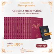 Combo 01 - Coleção A mulher Cristã