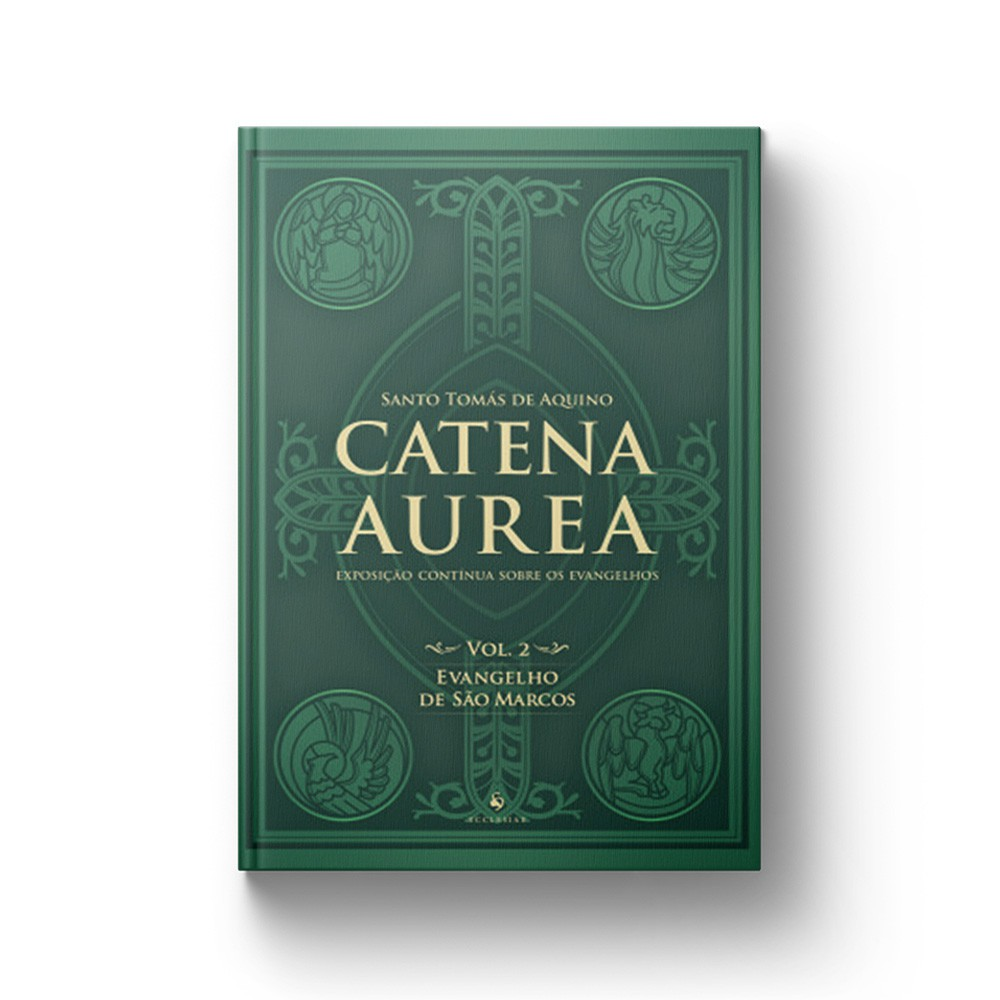 Catena áurea volume 02