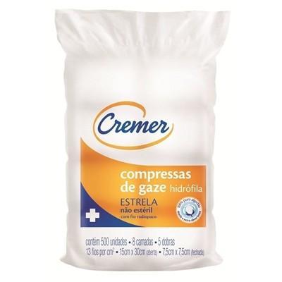 COMPRESSA EST ETO 13 F CREMER 7,5X7,5
