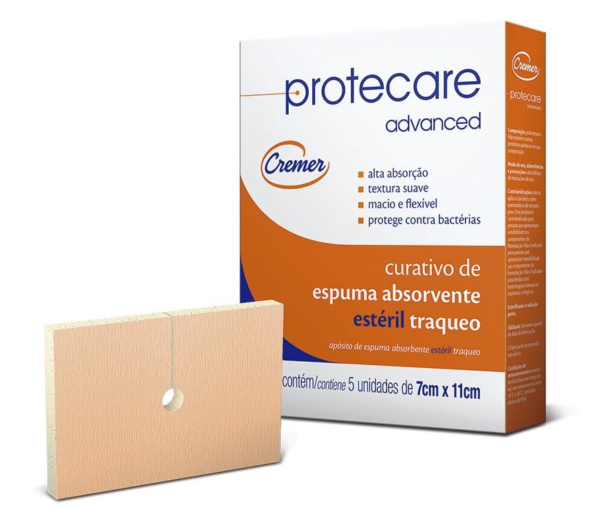 CUR PROTECARE TRAQUEO 7X11CM