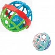 Chocalho Baby Ball Cute Collors - Buba Baby