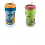 Copo Fun com Canudo 270ml - NUK