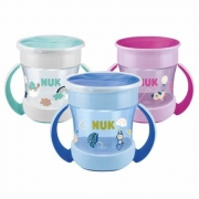 COPO MINI MAGIC CUP 360 C/ALCA NUK EVOLUTION 160ML