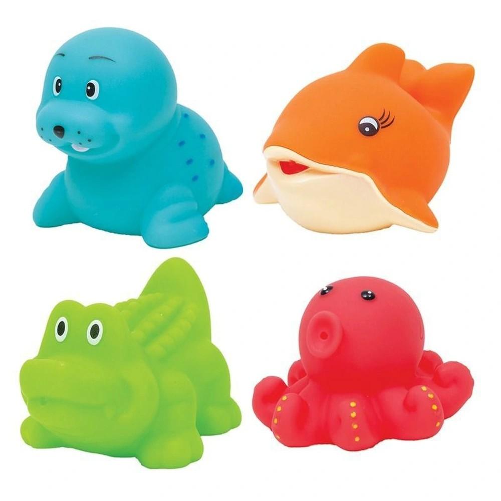 Bichinhos para Banho Aquáticos - Buba Baby