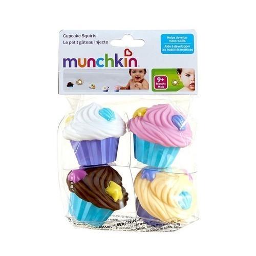 Bichinhos para Banho Cupcake - Munchkin