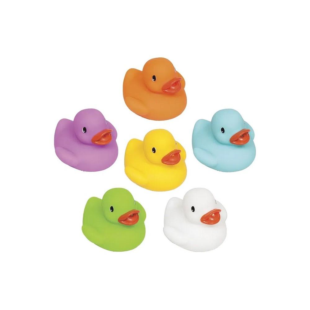 Bichinhos para Banho Patinhos - Buba Baby