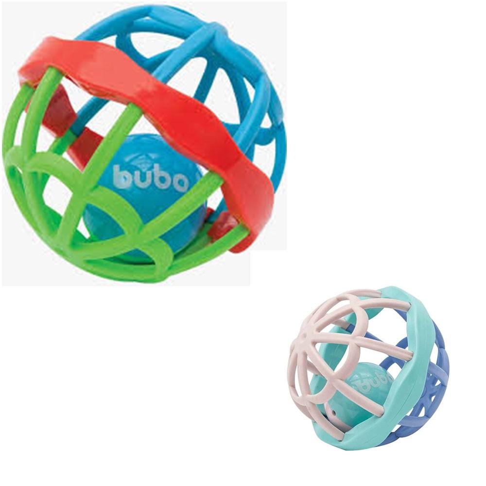Chocalho Baby Ball Cute Collors - Buba Baby