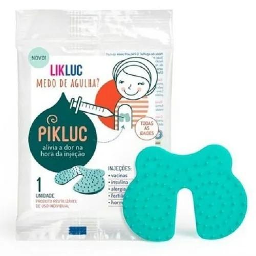 PikLuk Aparelho para Alívio da Dor da Injeção - Likluc