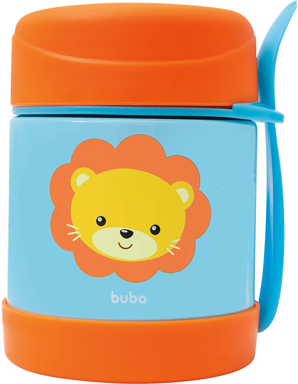 POTE TERMICO BUBA ANIMAL FUN - LEAO