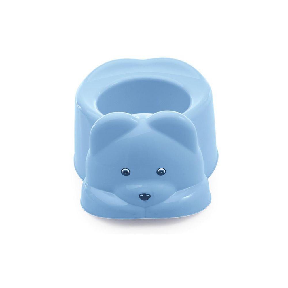Troninho Infantil Uso Azul - Buba