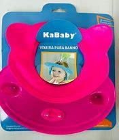 VISEIRA P/ BANHO KABABY