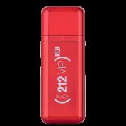 212 VIP Men Back Red Edição Limitada Eau de Parfum Carolina Herrera - Perfume Masculino 100ml
