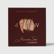 4 Glow Mariana Saad by Océane - Paleta de Iluminadores