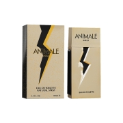 Animale Gold Eau de Toilette Animale - Perfume Masculino