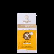 Australian Gold Gel Creme Antipoluição FPS50 - Protetor Solar Facial 50g