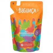 Bagunça L'occitane au Brésil - Refil Shampoo Espuma Cabelo e Corpo 230ml