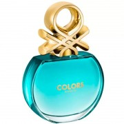 Colors Blue Eau de Toilette Benetton - Perfume Feminino 80ml