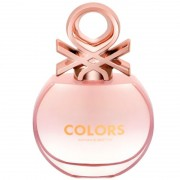 Colors Woman Rose Benetton Eau de Toilette - Perfume Feminino 80ml