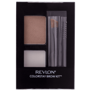 ColorStay Brow Kit 104 Soft Brown Revlon - Paleta de Sombra