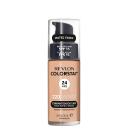 Colorstay Mista/Oleosa SPF15 Revlon - Base Facial 220 Natural Beige