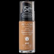 Colorstay Mista/Oleosa SPF15 Revlon - Base Facial 400 Caramel