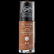 Colorstay Mista/Oleosa SPF15 Revlon - Base Facial 410 Capuccino
