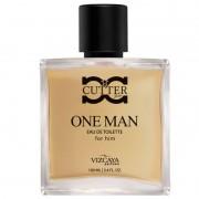 Cutter Jeans One Man Eau de Toilette - Perfume Masculino 100ml