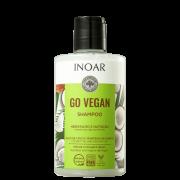 Go Vegan Hidratação e Nutrição Inoar - Shampoo 300ml