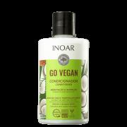 Go Vegan Hidratação e Nutrição Inoar - Condicionador 300ml