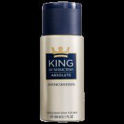 King of Seduction Absolute Antonio Banderas  - Desodorante Masculino 150ml