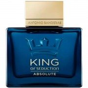 King of Seduction Absolute Antonio Banderas Eau de Toilette - Perfume Masculino 50ml