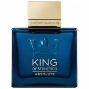 King of Seduction Absolute Eau de Toilette Antonio Banderas - Perfume Masculino 50ml